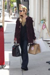 Rachel Zoe at Au Fudge in Beverly Hills 5/8/2016