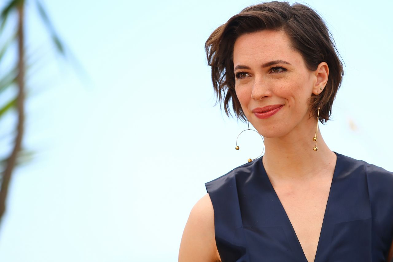 Rebecca Hall – 'The BFG' Photocall at Cannes Film Festival 5/14 ...