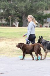 Reese Witherspoon - Out With Her Dogs in Los Angeles 5/28/2016