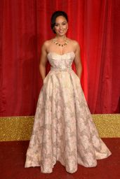 Rhea Bailey – British Soap Awards 2016 in London, UK