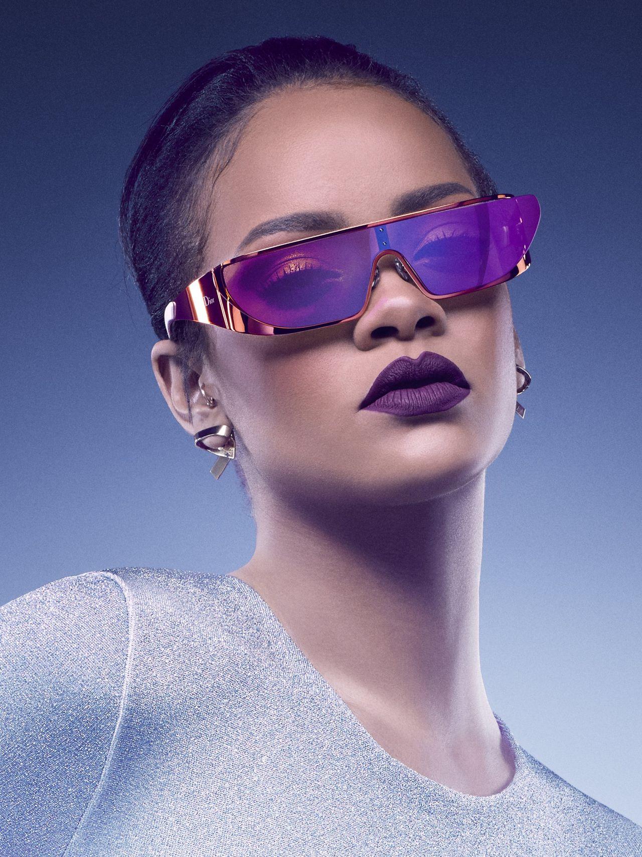 Rihanna - Photoshoot for Dior x Rihanna Eyewear May 2016 Rihanna 2016