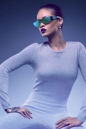 Rihanna - Photoshoot for Dior x Rihanna Eyewear May 2016