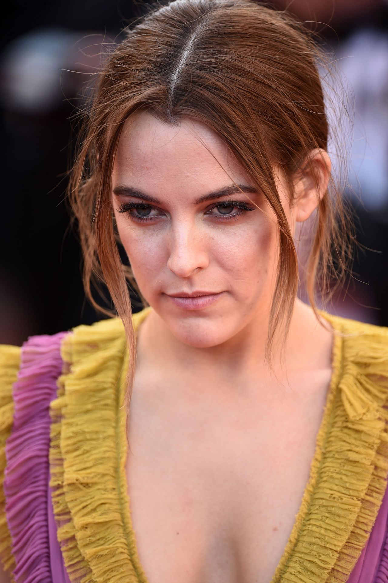 Riley Keough - 'American Honey' Premiere at Cannes Film ...
