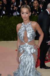 Rita Ora – Met Costume Institute Gala 2016 in New York