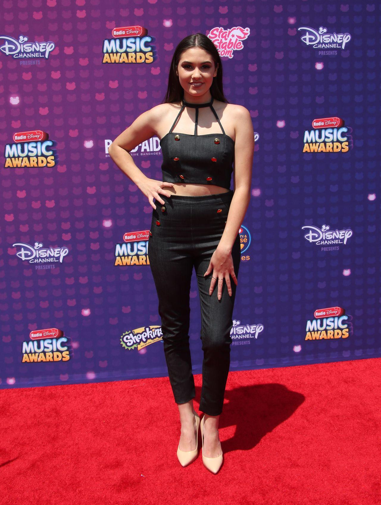 Ronni Hawk 2016 Radio Disney Music Awards At Microsoft