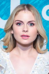 Rose McIver - The CW Upfront Presentation 2016 in New York City