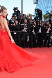 Rosie Huntington-Whiteley – 'The Unknown Girl (La Fille Inconnue)' Premiere at 69th Cannes Film Festival 5/18/2016