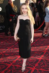 Sabrina Carpenter – Disney's 'Alice Through The Looking Glass' Premiere in Hollywood 5/23/2016
