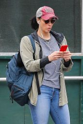 Sarah Silverman - Out in NYC 5/25/2016