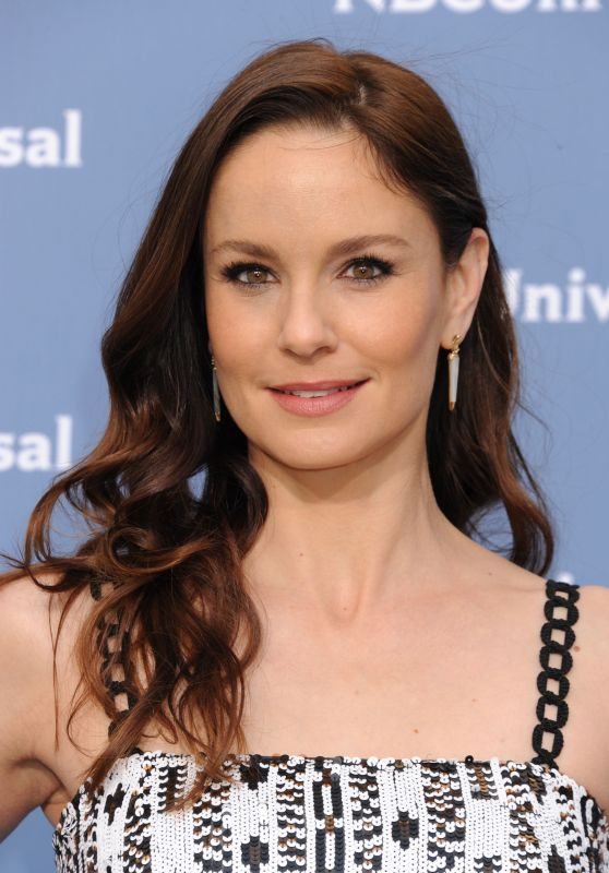 Sarah Wayne Callies – NBCUniversal Upfront Presentation in New York City 5/16/2016