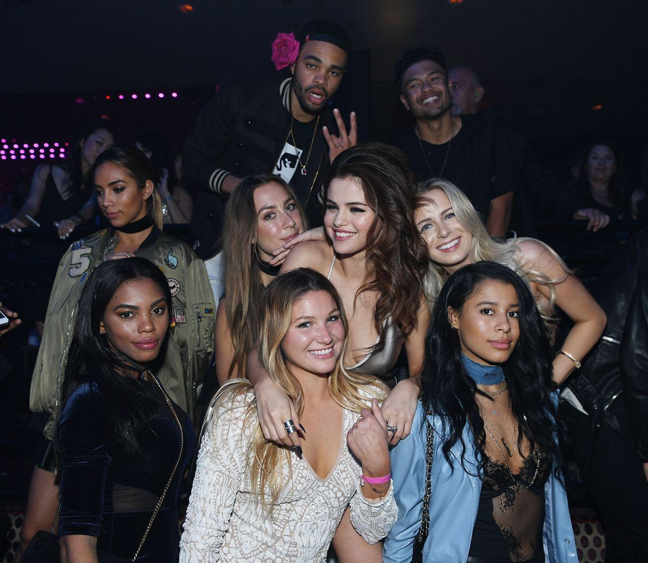 Selena Gomez House Tour: Revial Tour After Party Las Vegas, NV 5/6/2016