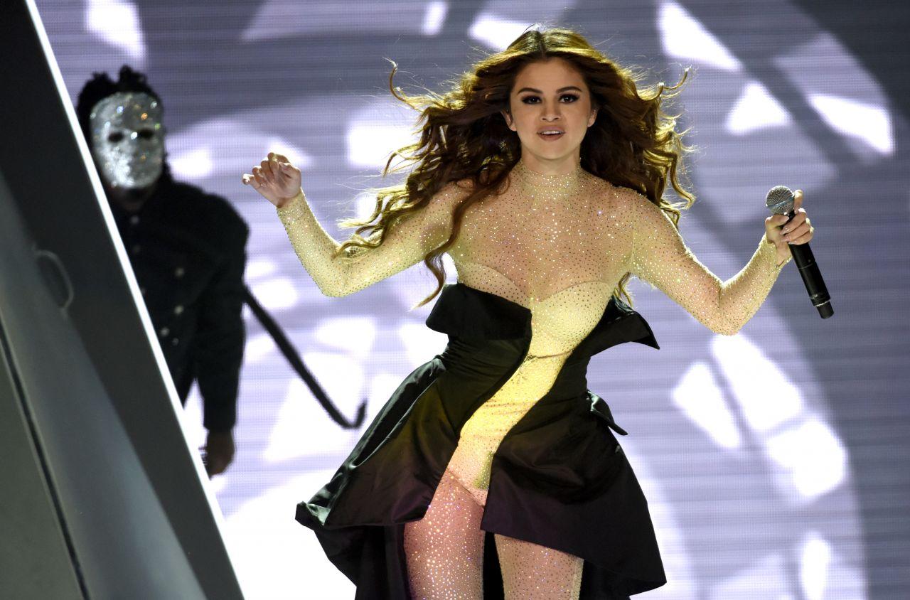 Selena Gomez At Revival World