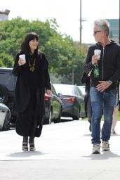 Selma Blair Style - Out in Los Angeles 5/21/2016