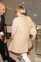 Sharon Stone at LAX Airport in Los Angeles 5/23/2016