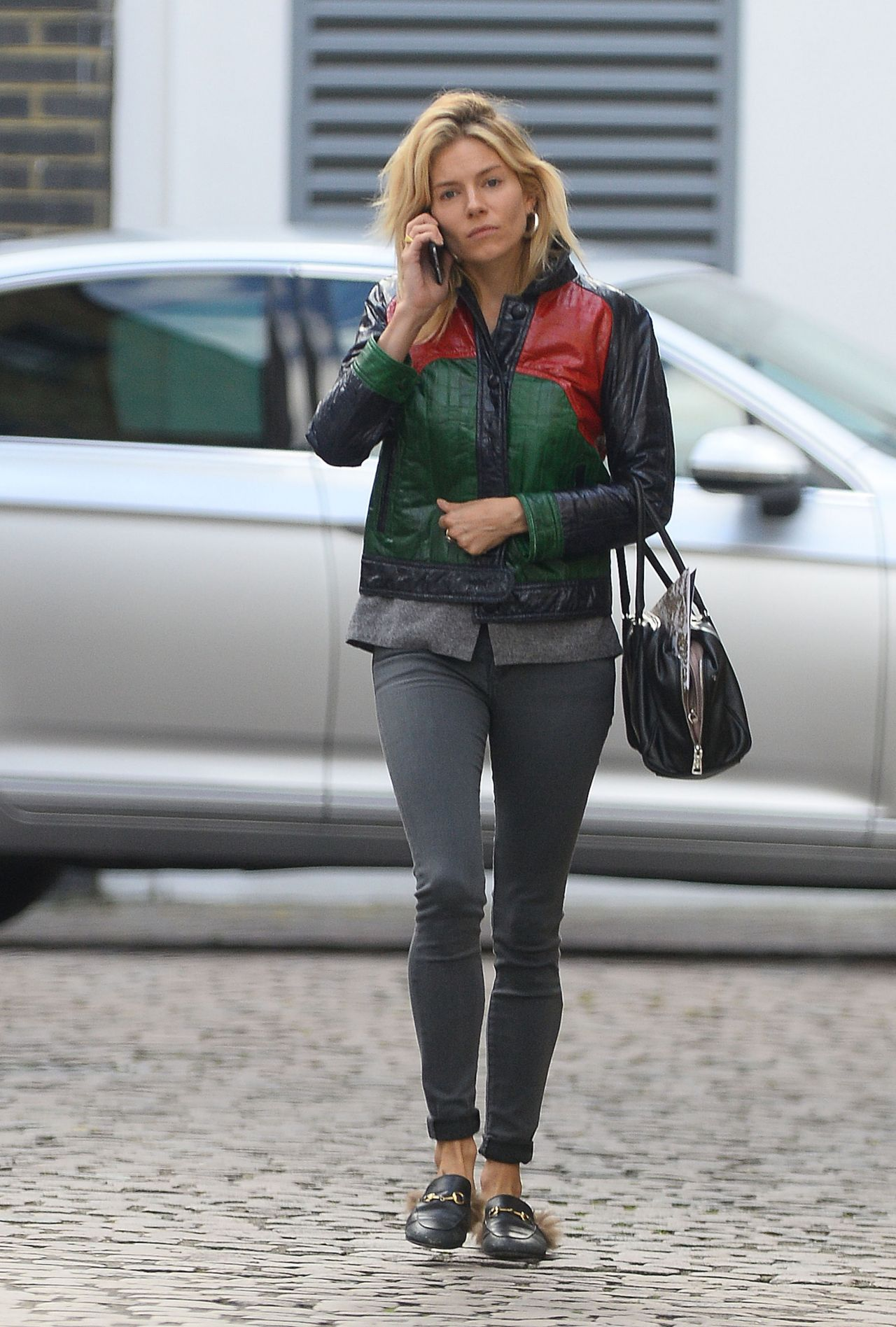 Sienna Miller Casual Style