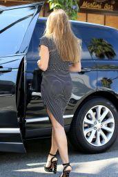 Sofia Vergara Fashion Star - at Il Pastaio in Beverly Hills 5/25/2016