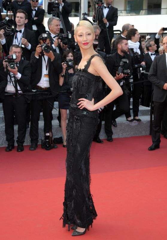 Soo Joo Park – 'The Unknown Girl (La Fille Inconnue)' Premiere at 69th Cannes Film Festival 5/18/2016