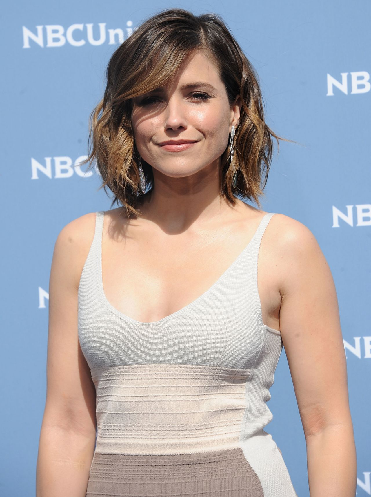 Sophia Bush Nbcuniversal Upfront Presentation In New