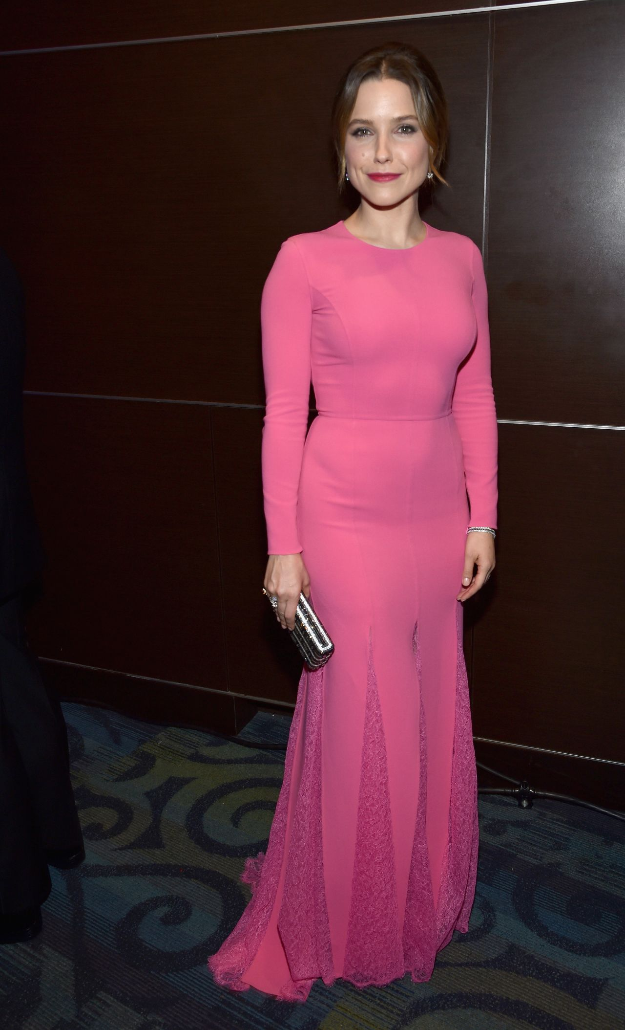 Sophia Bush White House Correspondents 39 Dinner In