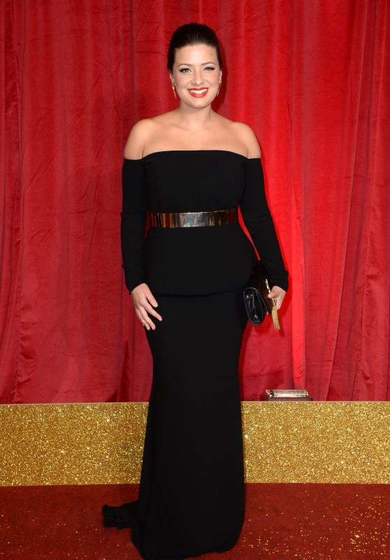 Sophie Austin – British Soap Awards 2016 in London, UK