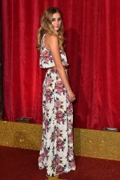 Sophie Powles – British Soap Awards 2016 in London, UK