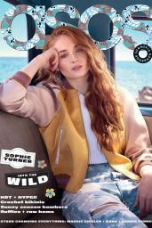 Sophie Turner - ASOS Magazine Summer 2016) Cover and Photos