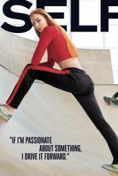 Sophie Turner - Self Magazine June 2016 Issue