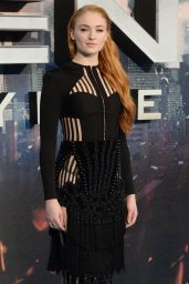Sophie Turner - X-Men: Apocalypse Premiere in London, UK 5/9/2016
