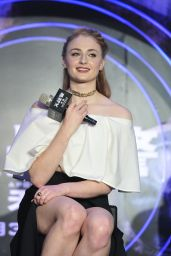 Sophie Turner - X-Men Apocalypse Press Conference in Beijing 5/18/2016