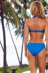 Sylvie Meis Hot in a Bikini - Swim Final Collection 2016 by Hunkemöller