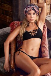 Sylvie Meis Hot in a Bikini - Swim Final Collection 2016 by Hunkemöller