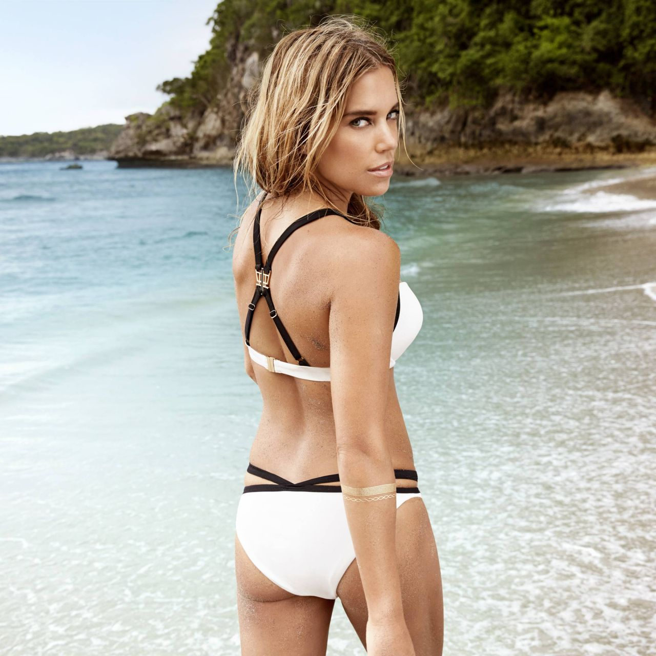 Sylvie Meis Hot in a Bikini – Swim Final Collection 2016 by ...