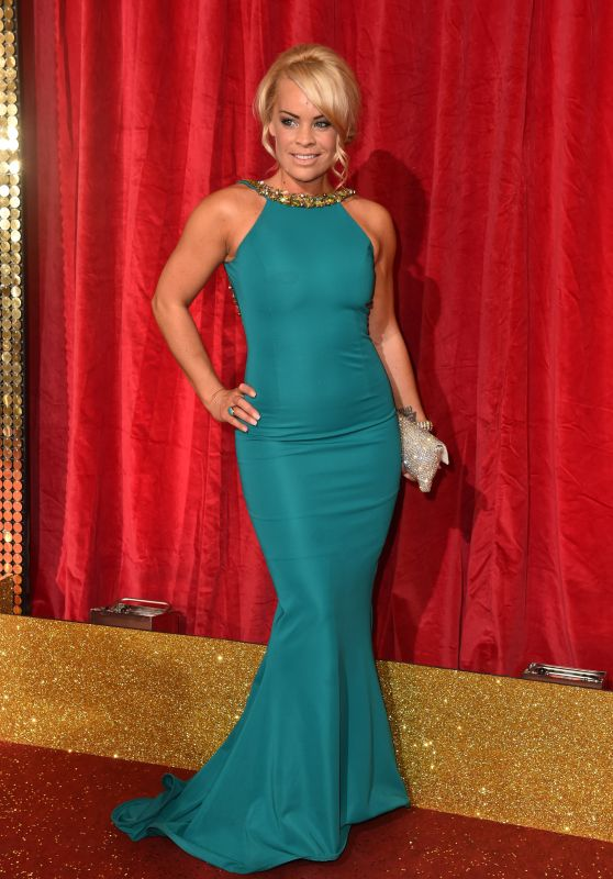 Tamara Wall – British Soap Awards 2016 in London, UK