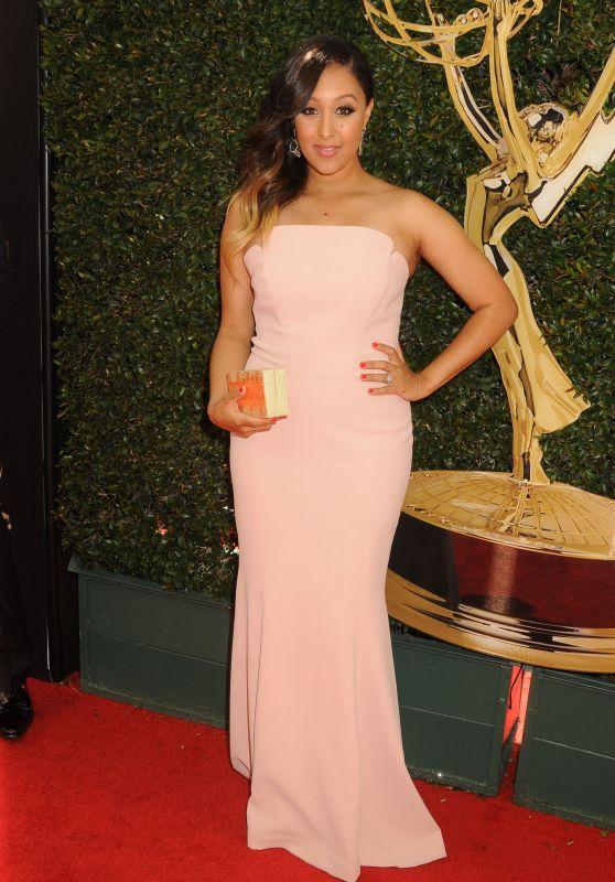 Tamera Mowry – 2016 Daytime Emmy Awards in Los Angeles