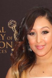 Tamera Mowry – 2016 Daytime Emmy Awards in Los Angeles