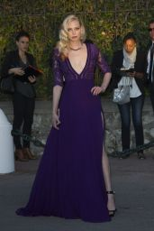 Tanya Dziahileva – amfAR's Cinema Against AIDS Gala in Cap d'Antibes, France, 5/19/2016