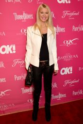 Tara Reid - Attends OK! Magazine