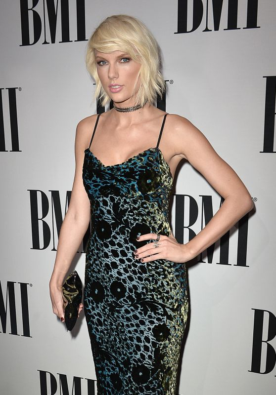 Taylor Swift  - 2016 BMI Pop Awards Beverly Hills