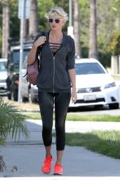 Taylor Swift - After Gym Workout in Hollywood 5/24/2016