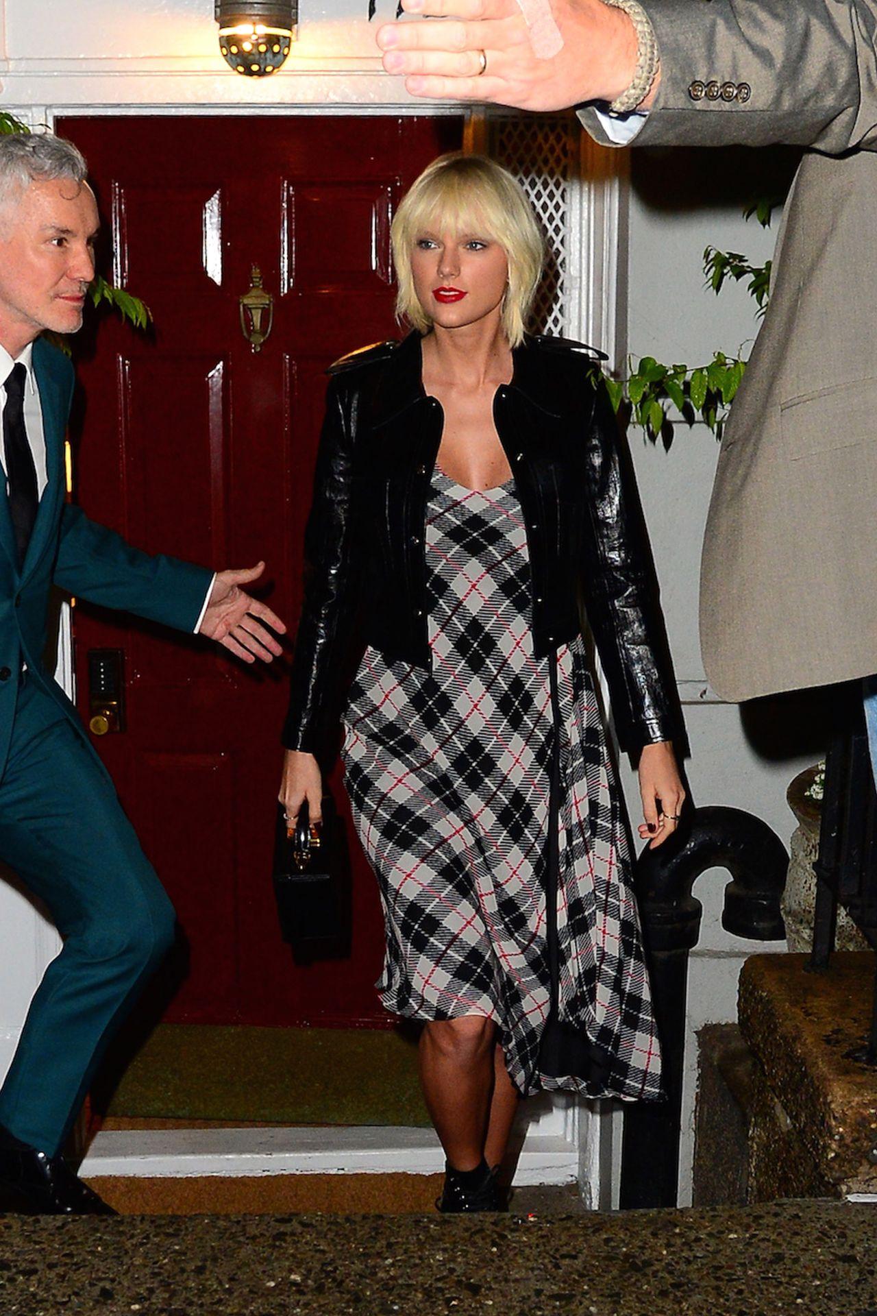 Taylor Swift Anna Wintour S Pre Met Gala 2016 Dinner