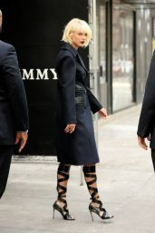 Taylor Swift Style - Leaving a Building in New York City, 5/2/2016