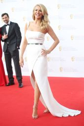Tess Daly – British Academy Television Awards BAFTAS 2016 in London