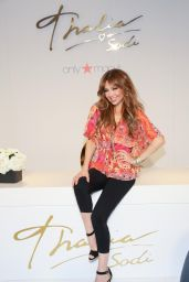 Thalia - Celebrate the Release of Her New Album Latina in New York 5/5/2016