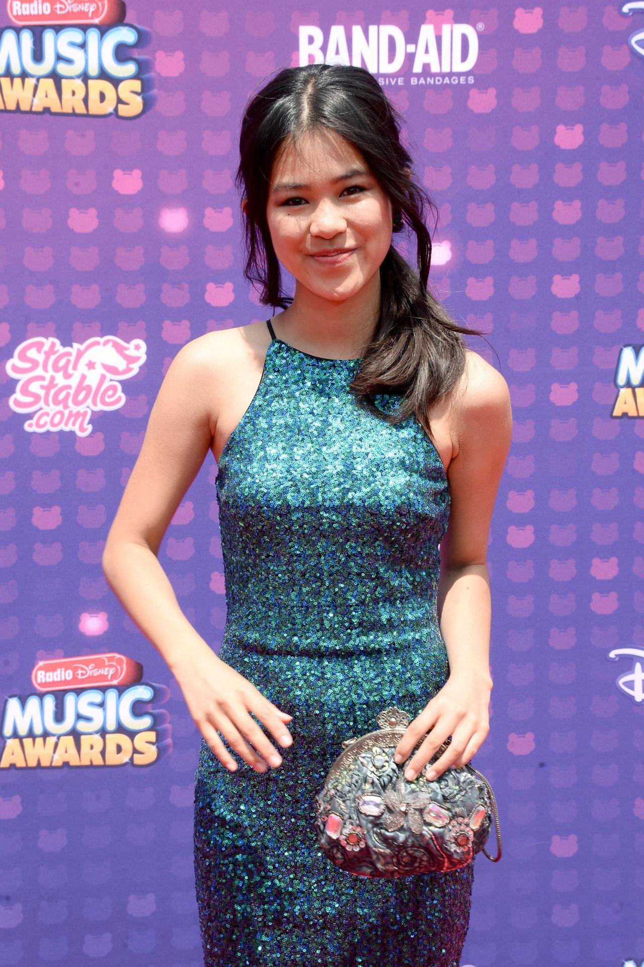 Tiffany Espensen – 2016 Radio Disney Music Awards at Microsoft ...