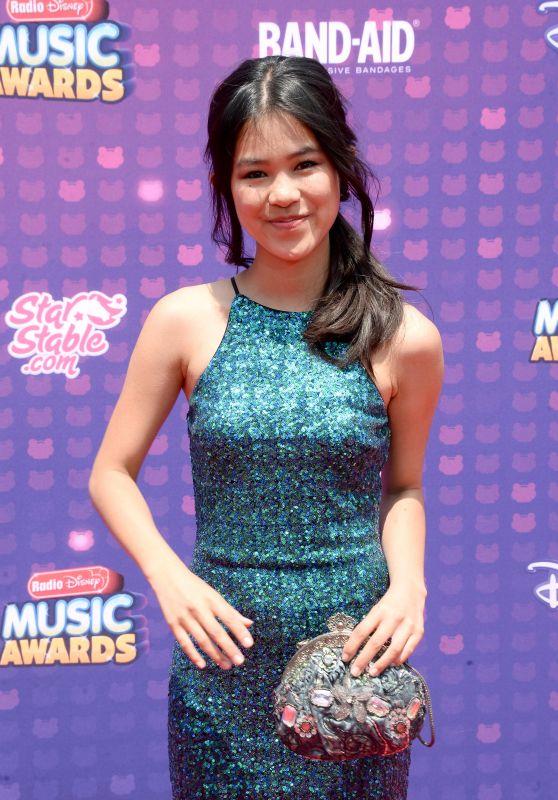 Tiffany Espensen – 2016 Radio Disney Music Awards at Microsoft Theater in Hollywood