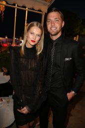 Toni Garrn - Heart Fund Party at Cannes Film Festival 5/16/2016