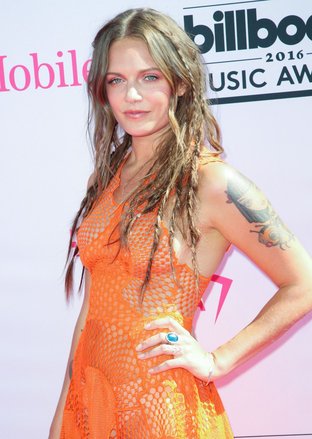 Tove Lo 2016 Billboard Music Awards In Las Vegas Nv