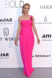 Uma Thurman – amfAR's Cinema Against AIDS Gala in Cap d'Antibes, France, 5/19/2016