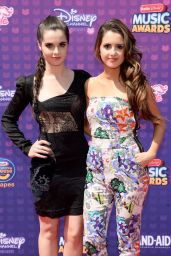 Vanessa Marano – 2016 Radio Disney Music Awards at Microsoft Theater in Hollywood
