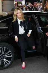 Vanessa Paradis - Arrives at Martinez Hotel in Cannes 5/10/2016